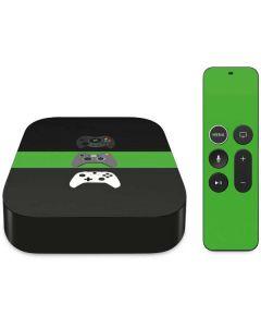 Xbox Controller Evolution Apple TV Skin