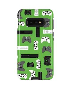 Xbox Pattern Galaxy S10e Pro Case