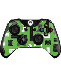 Xbox Pattern Xbox One Controller Skin