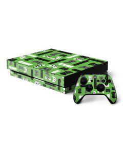 Xbox Pattern Xbox One X Bundle Skin