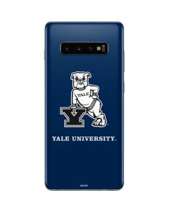 YALE Bulldogs Galaxy S10 Plus Skin