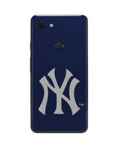 Yankees Embroidery Google Pixel 3 XL Skin