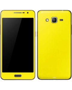 Yellow Galaxy Grand Prime Skin