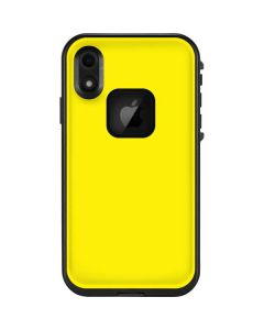 Yellow LifeProof Fre iPhone Skin