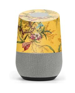 Yellow Marble End by William Kilburn Google Home Skin