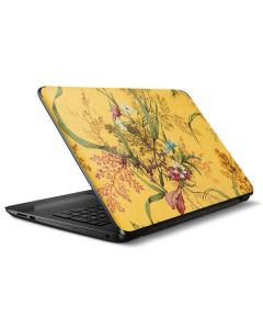 Yellow Marble End by William Kilburn HP Notebook Skin