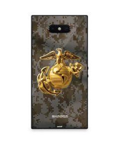 Yellow Marine Earth Eagle Razer Phone 2 Skin