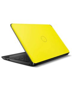 Yellow HP Notebook Skin
