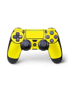 Yellow PS4 Pro/Slim Controller Skin