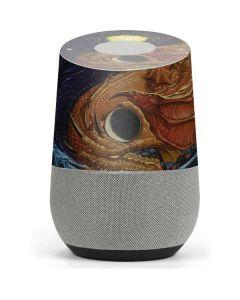 Yin Yang Dragon Google Home Skin