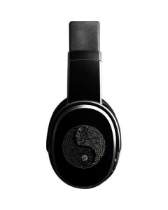 Yin Yang Music Skulls Skullcandy Crusher Wireless Skin