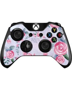 You Only Fail When You Stop Trying Xbox One Controller Skin