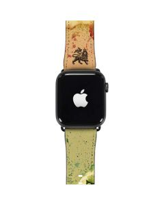 Profile of the Lion of Judah Apple Watch Band 42-44mm