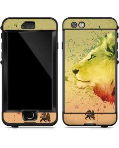 Profile of the Lion of Judah LifeProof Nuud iPhone Skin