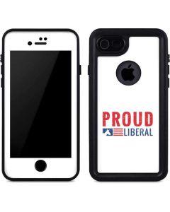 Proud Liberal iPhone SE Waterproof Case