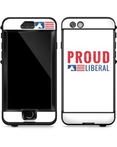 Proud Liberal LifeProof Nuud iPhone Skin
