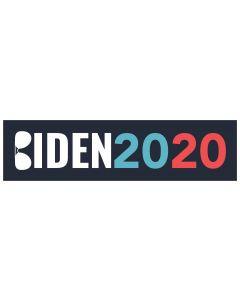 "Biden 2020 Sunglasses 11"" x 3"" Bumper Sticker"