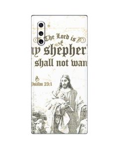 Psalm 23:1 Galaxy Note 10 Skin
