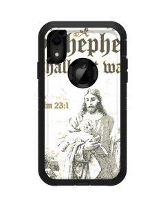 Psalm 23:1 Otterbox Defender iPhone Skin