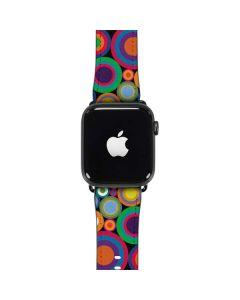 Psychedelic Circles Apple Watch Case