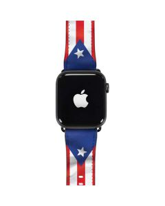 Puerto Rico Flag Apple Watch Case