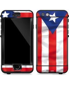 Puerto Rico Flag LifeProof Nuud iPhone Skin