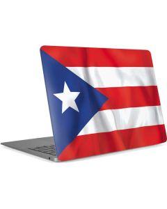 Puerto Rico Flag Apple MacBook Air Skin