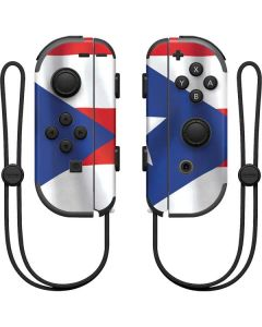 Puerto Rico Flag Nintendo Joy-Con (L/R) Controller Skin