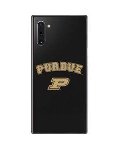 Purdue Boilers Galaxy Note 10 Skin