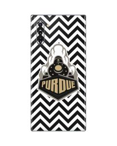 Purdue Chevron Galaxy Note 10 Skin