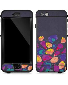 Purple Bouquet LifeProof Nuud iPhone Skin