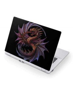 Purple Dragon Acer Chromebook Skin