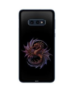 Purple Dragon Galaxy S10e Skin