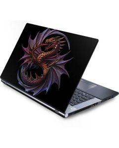 Purple Dragon Generic Laptop Skin