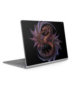 Purple Dragon Surface Book 2 15in Skin