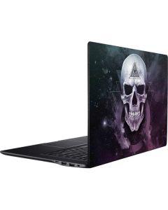 Purple Skull Ativ Book 9 (15.6in 2014) Skin