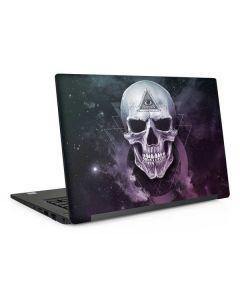 Purple Skull Dell Latitude Skin