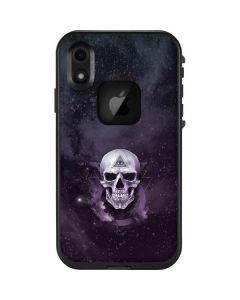 Purple Skull LifeProof Fre iPhone Skin