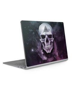 Purple Skull Surface Book 2 15in Skin