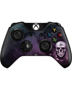 Purple Skull Xbox One Controller Skin