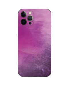Purple Space Marble iPhone 12 Pro Max Skin