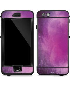 Purple Space Marble LifeProof Nuud iPhone Skin