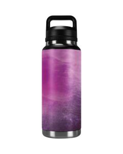 Purple Space Marble YETI Rambler 36oz Bottle Skin