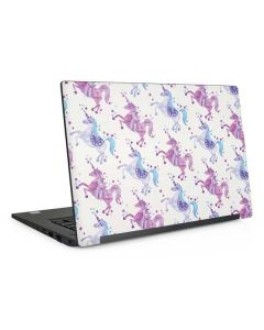 Purple Unicorns Dell Latitude Skin