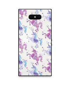 Purple Unicorns Razer Phone 2 Skin