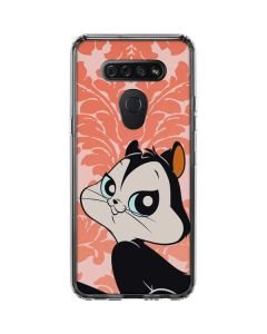 Pussyfoot LG K51/Q51 Clear Case
