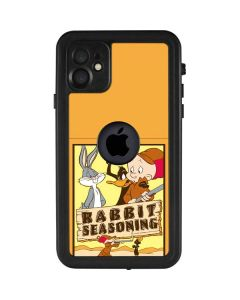 Rabbit Seasoning iPhone 11 Waterproof Case