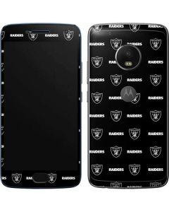 Raiders Blitz Series Moto G5 Plus Skin