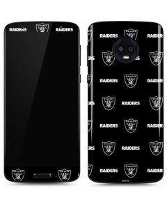 Raiders Blitz Series Moto G6 Skin