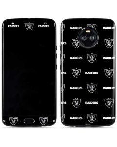 Raiders Blitz Series Moto X4 Skin